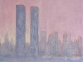 31twintowers.oil-can.40x50